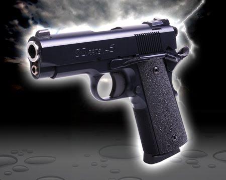 Firearms History, Technology & Development: Metal Treatments