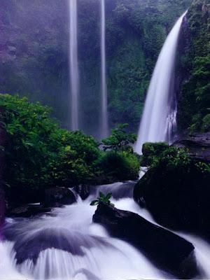 Nine Level Waterfall