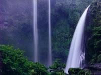 Nine Level Waterfall (AIR TERJUN SEMBILAN TINGKAT)