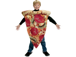 Pizza Slice Costume ($34.98 sizes 7-10) from Lillian Vernon. Giant food costumes always crack people up. Guaranteed.  sc 1 st  My Mom Shops & Halloween Costumes Part 1: Cool for Big Kids » My Mom Shops