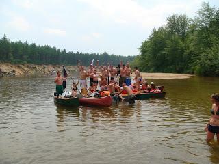 Strange Maine: Rowdy canoeists ruin river?