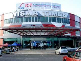 Cosmopoint International College of Technology Kota Kinabalu Sabah, Optima College, Kolej Optima, Kolej Lincoln, Lincoln College, Lincoln College Malaysia