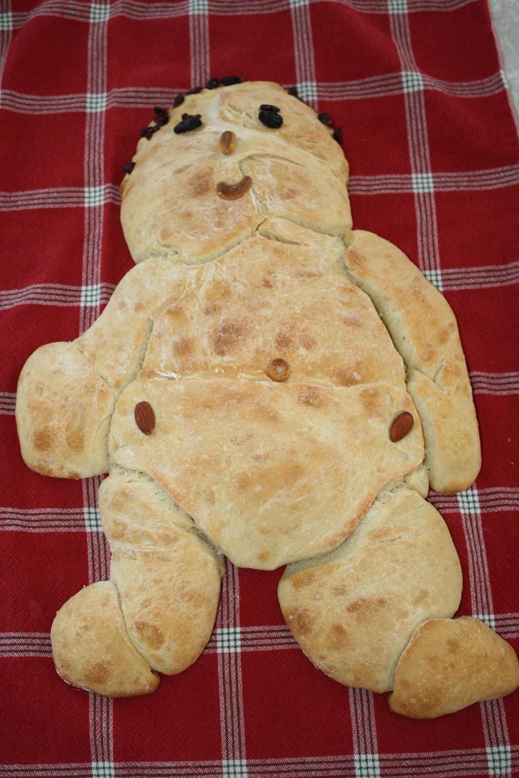 Little Bit Psycho: Ugly Baby Bread