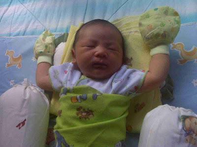 Fenomena Turun Berat Badan Bayi Baru Lahir