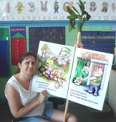 Tips For Using Reader S Theater In Kindergarten