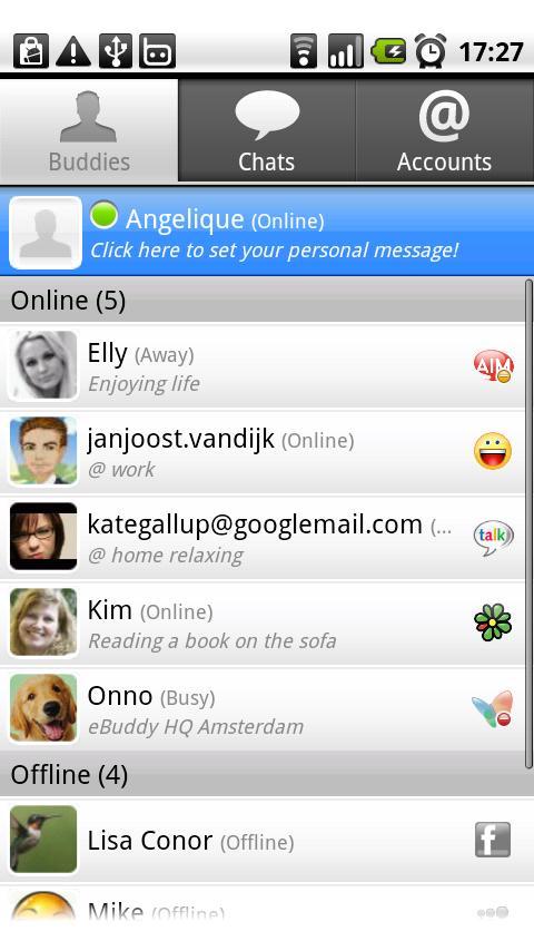 download ebuddy app for samsung mobile
