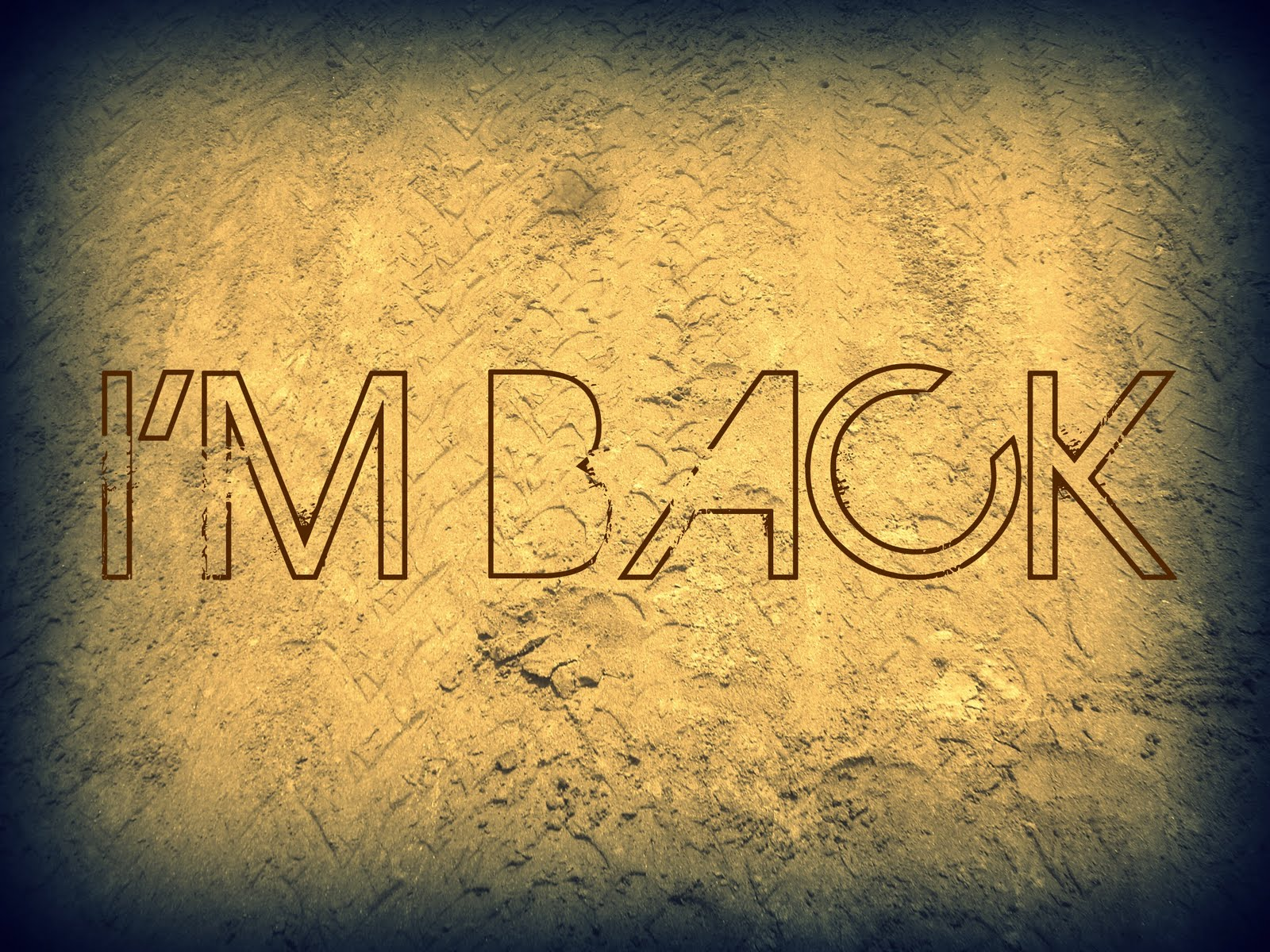 Adhitya Masda   I'm Back