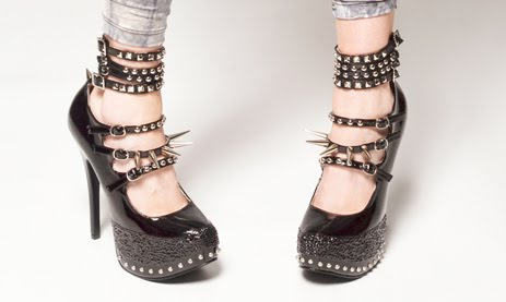 DIY Louboutin shoes tutorial how to