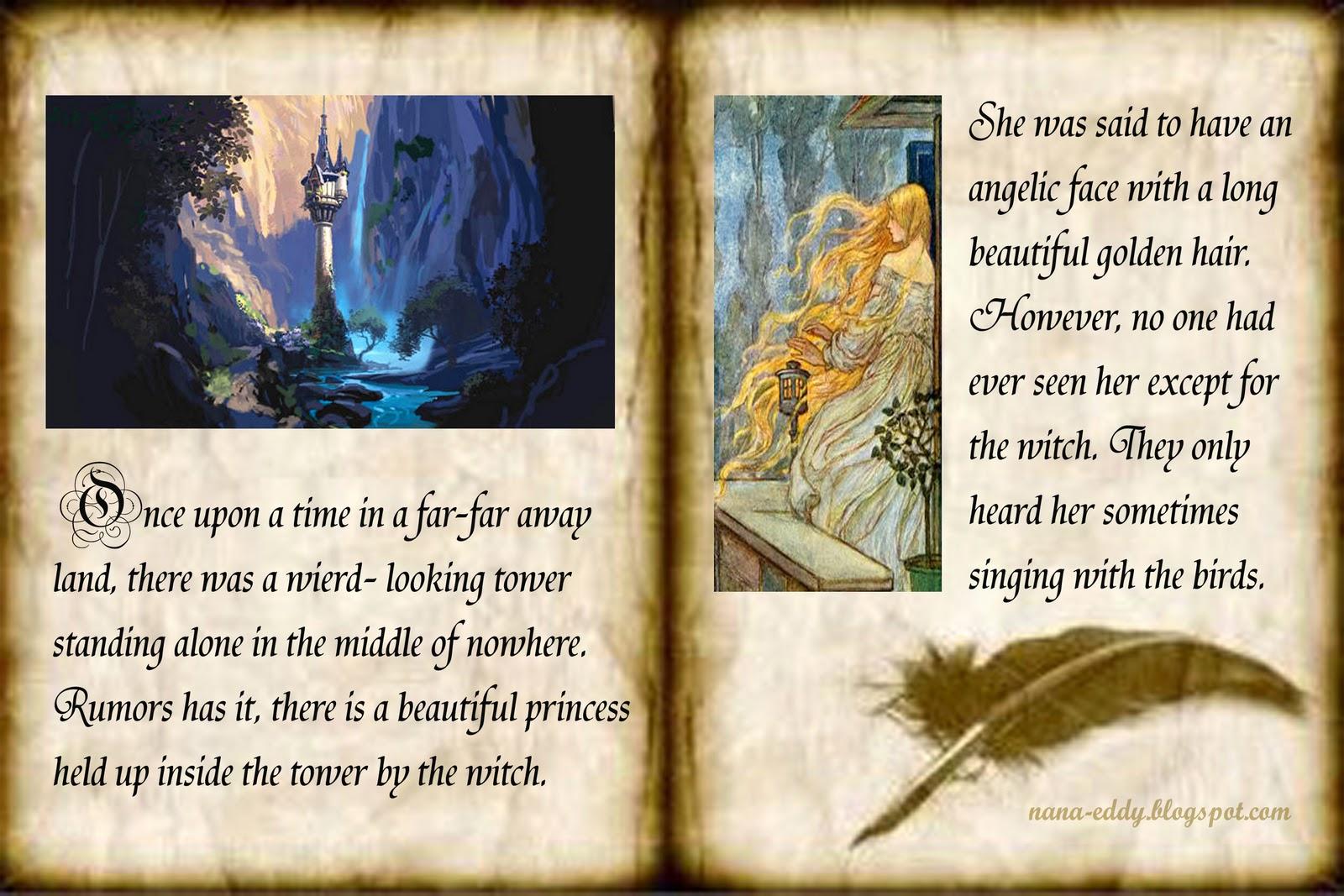 The fairytale of Rumpelstiltskin