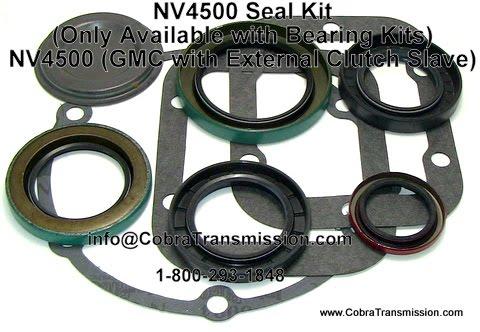 Cobra Transmission Parts 1-800-293-1848: NV4500 Bearings