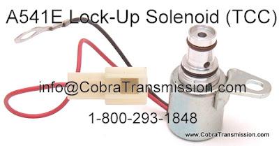 Cobra Transmission Parts 1-800-293-1848: March 2009