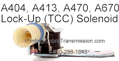 Cobra Transmission Parts 1-800-293-1848: 30TH, 31TH Valve Body
