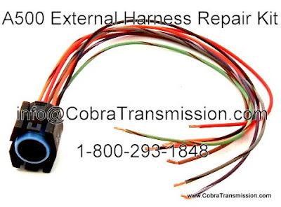cobra transmission parts 1-800-293-1848