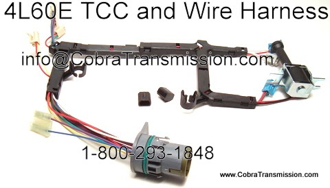 A4ld Wiring Diagram Cobra Transmission Parts 1 800 293 1848 Tcc Amp Wire