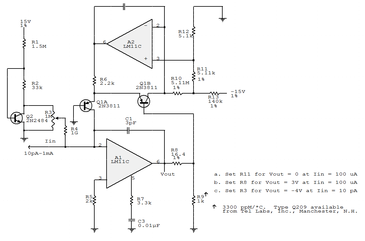 Electronic Circuits Collections Logarithmic Amplifier