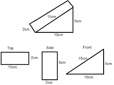 816 Math (2009): Jasmine`s surface area growing post