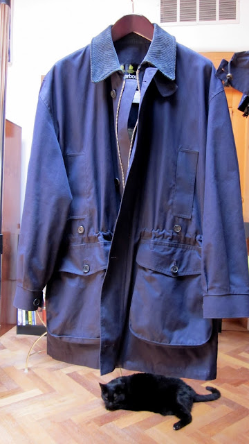 Barbour Ventile, Their Most Rare and Exclusive Jacket!