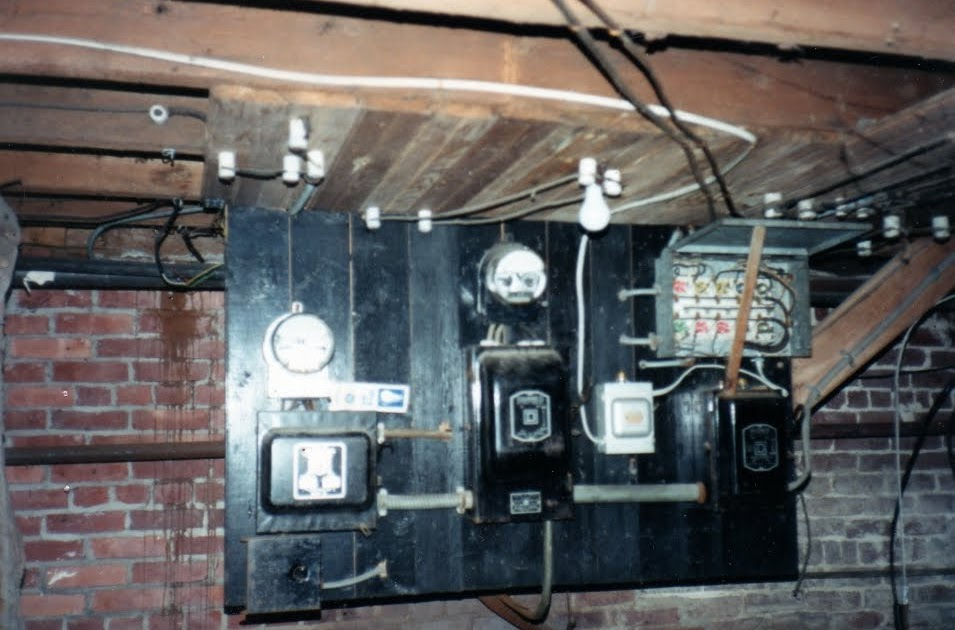 electrical wiring in the home old wiring philadelphia electric