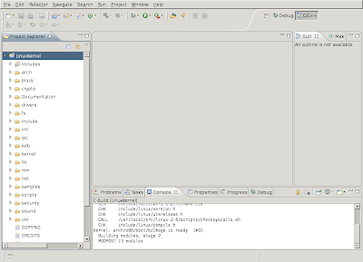 Takis blog: Debugging the Linux kernel using Eclipse/CDT and Qemu