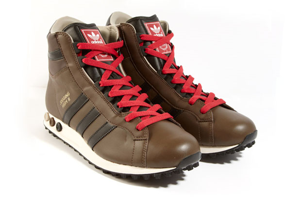 The new tendence Japanese American Vintage Style: Adidas