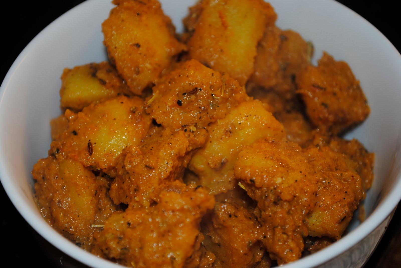Flavors    Simply Spice it Up!!!: Patatas Bravas
