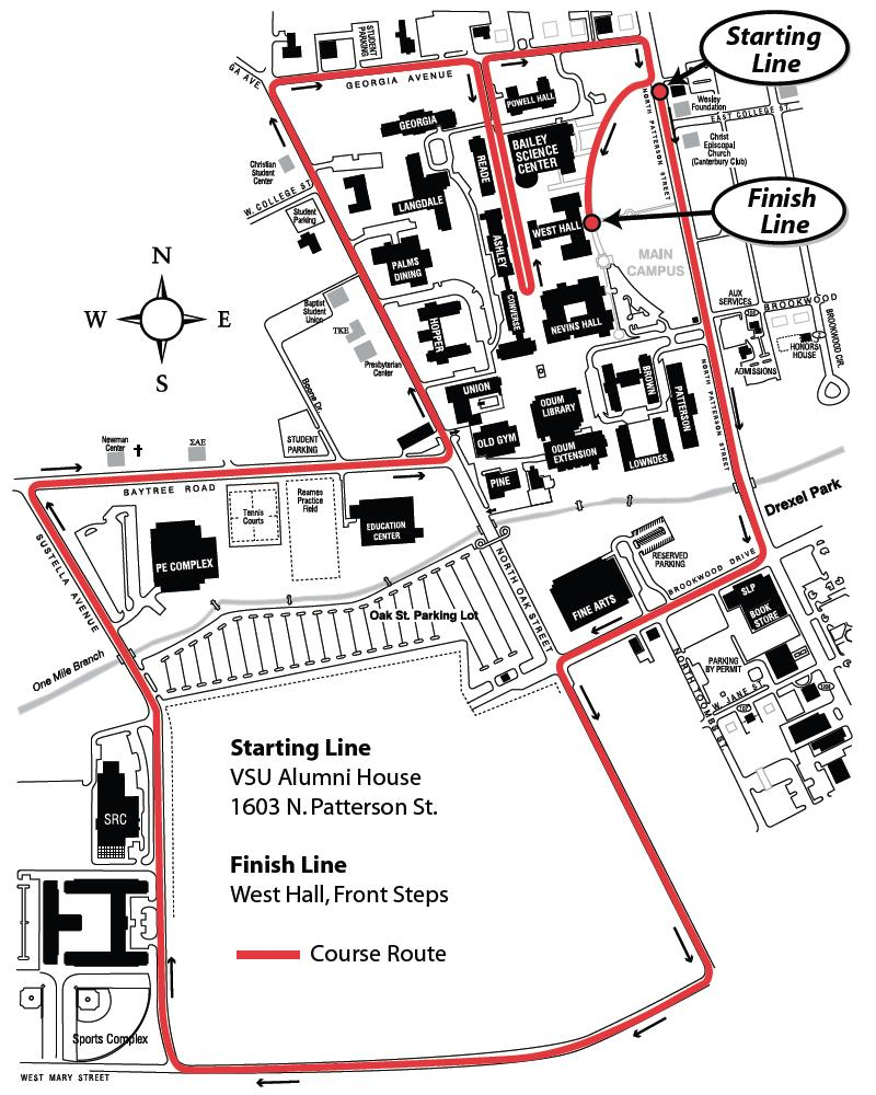 Gadsden State Campus Map.Trouble Afoot July 2011