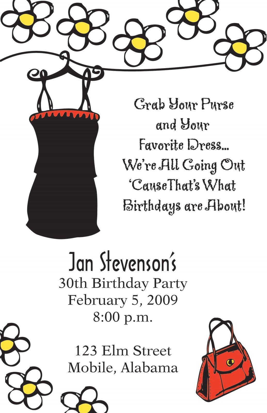 Sending it in Style!: Birthday (Adult & Teen