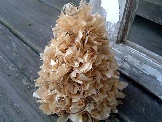 Fabric Ornament Makeover