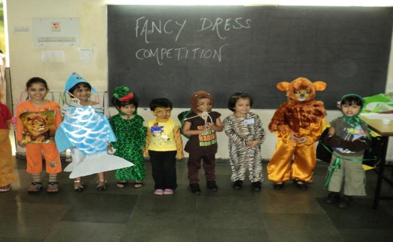 37c6701da1 The Rustomjee Cambridge Diaries  Preparation - Fancy Dress Competition