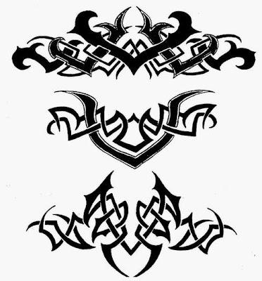 free tribal tattoo designs tattoos gallery rex ryan tattoo. Black Bedroom Furniture Sets. Home Design Ideas