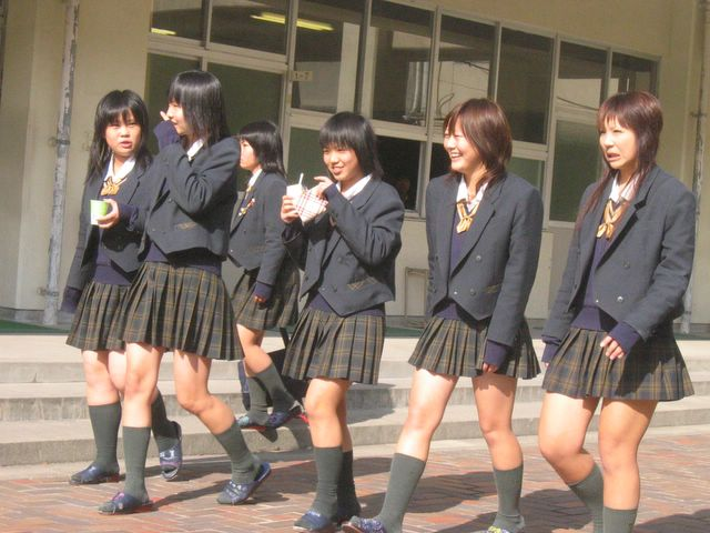 Talk:School uniform
