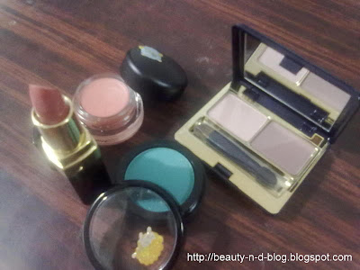 Giveaway Chanel Rouge Lipstick La Pausa,Inglot Double Sparkles Eyeshadow,Estee Lauder Duo Eyeshadow Rose Berry,MAC Paint Pot