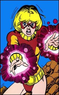 Terra - Top 5 Comic Book Heel Turns