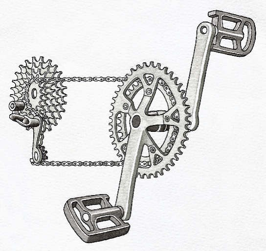 Kent's Bike Blog: Bicycle Gearing: A Rant