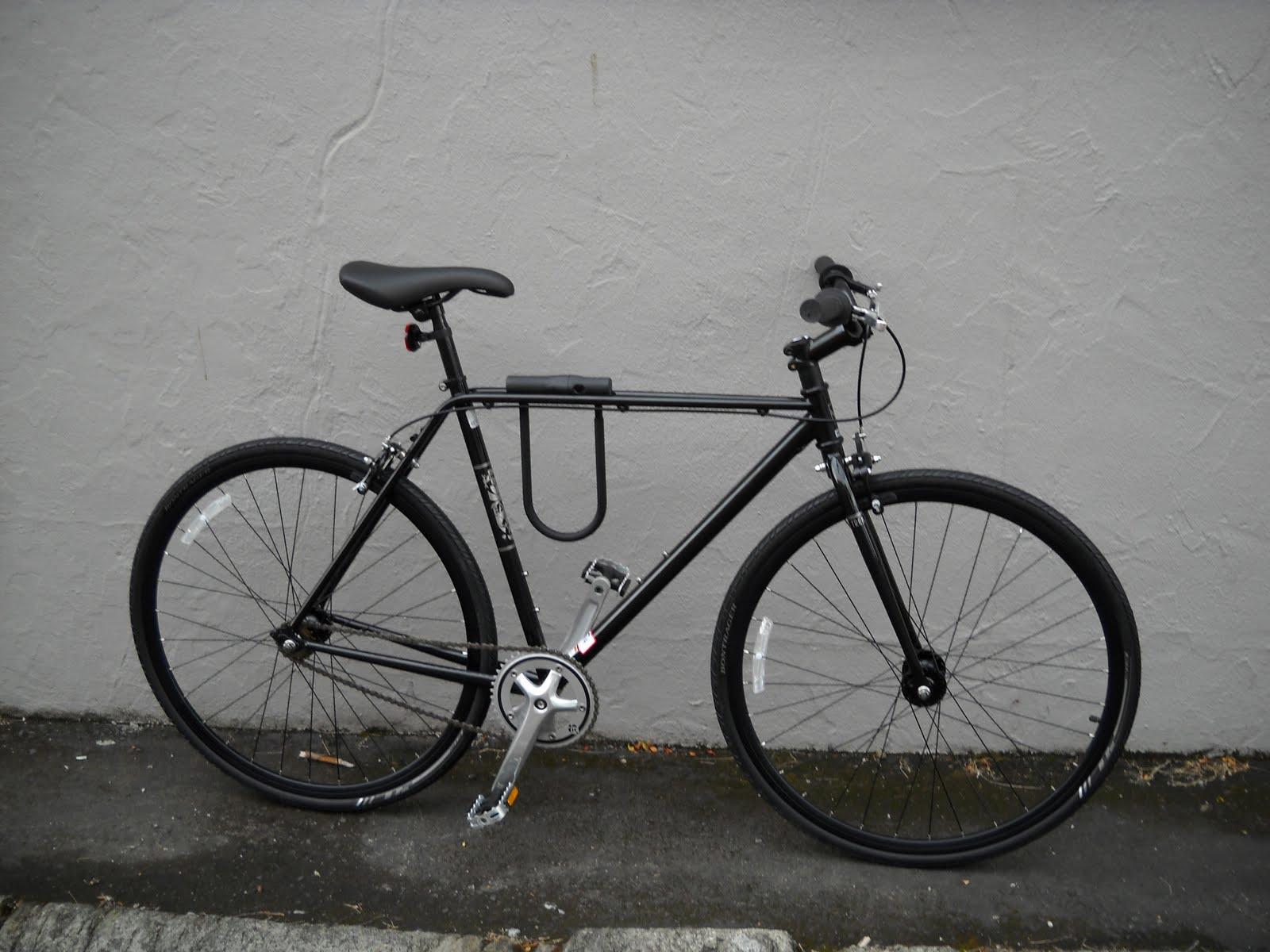 Kent's Bike Blog: The Trek Earl
