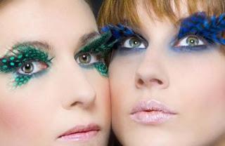 Verrassend Mode blog: 10 keer toffe eye make up art ZH-04