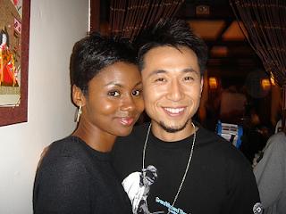 Japanese men and black women