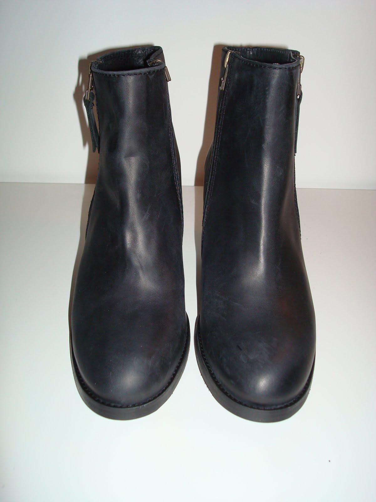 Independent in heels: New In: Sacha 'pistol' boots