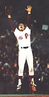 Tug McGraw celebrates the win!