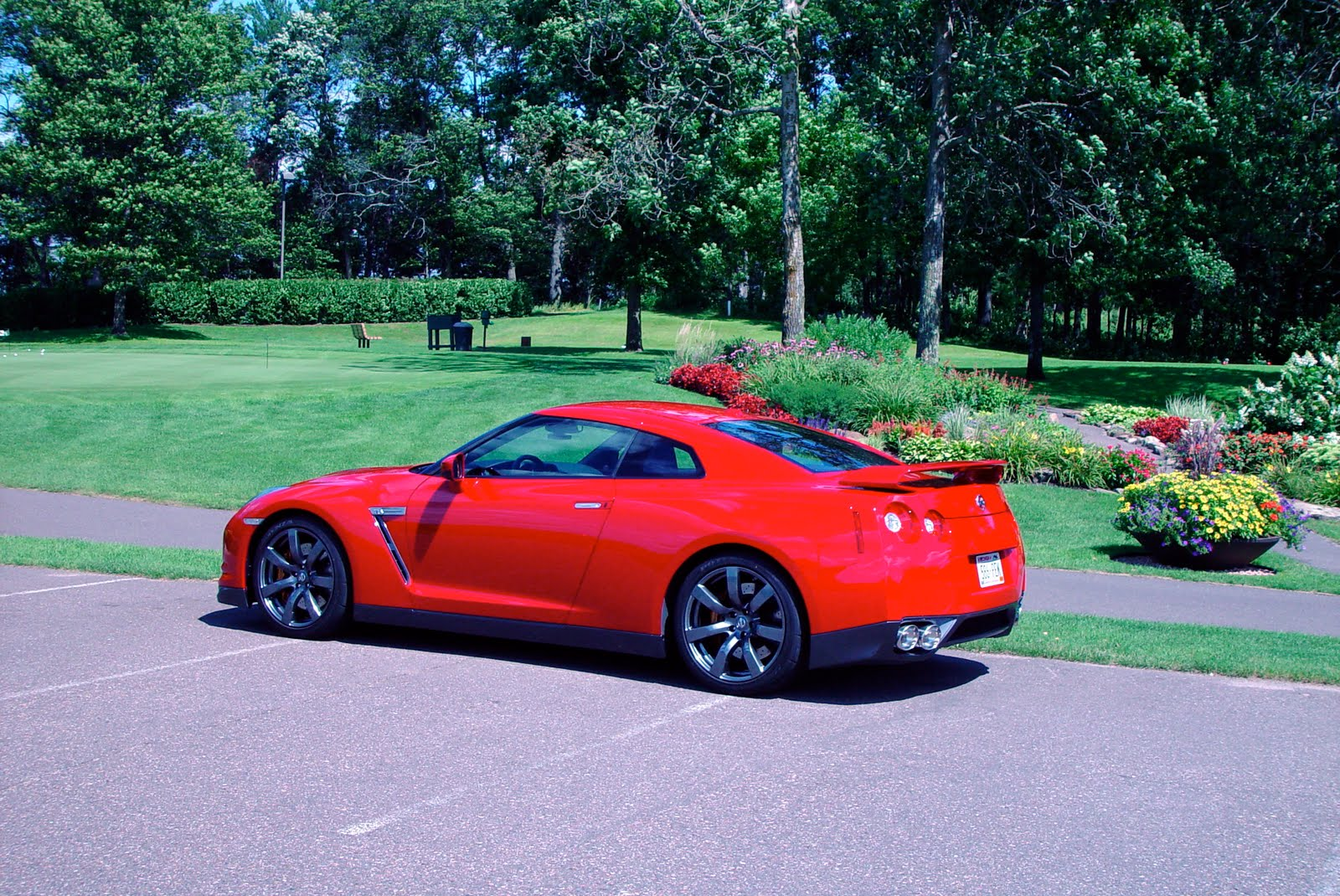 2009 red r35 gt r 2009 nissan premium gt r for sale 68 obo more pics coming. Black Bedroom Furniture Sets. Home Design Ideas