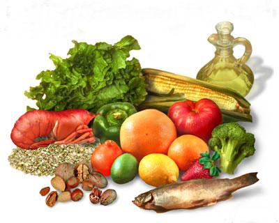 O pinar una buena dieta equilibrada y variada - Alimentos de una dieta blanda ...