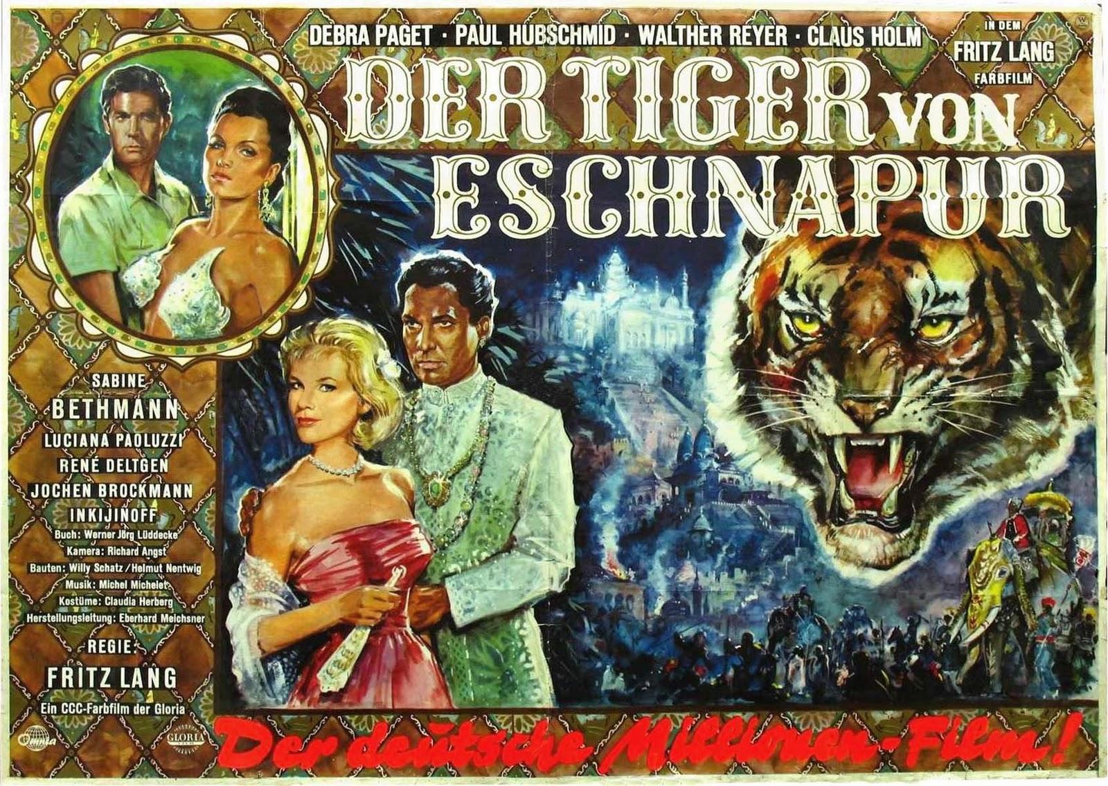 tiger von eschnapur