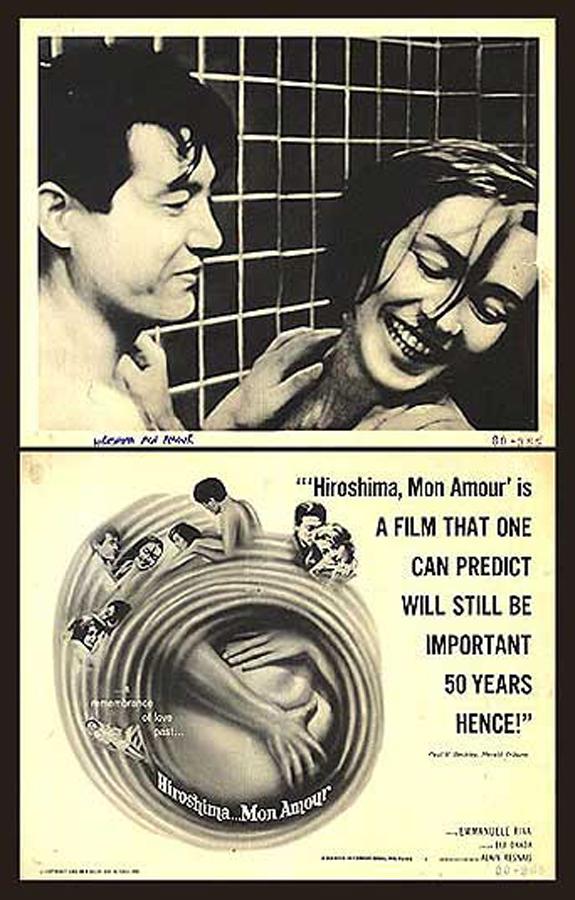 Poster do filme Hiroshima, Meu Amor