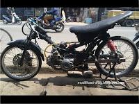 Drag Modification Modif Drag Race Fcci Drag Yamaha