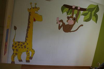 Samira S Blog Wandbilder Babyzimmer