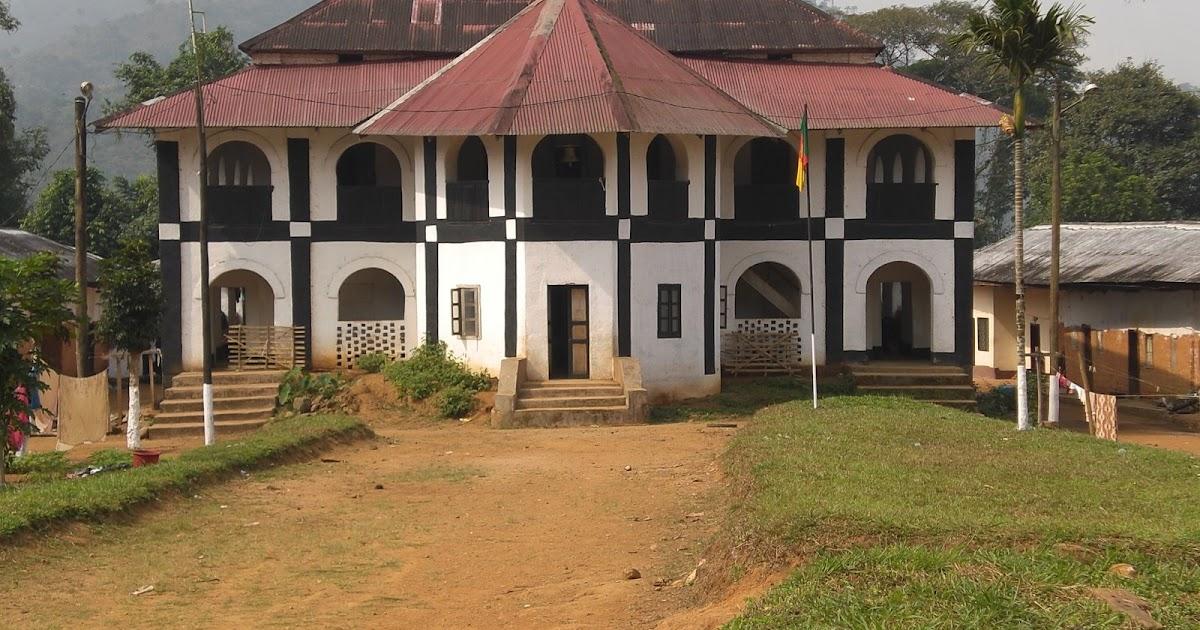 Cameroon Link News Fon Fontem Njifua Visits Hackney