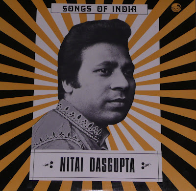 Mushroom Records: MR 22 : Nitai Dasgupta, Songs Of India (1972)