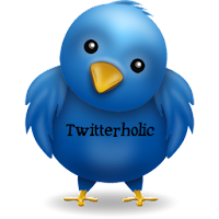 My name is @NICKIE72 and I'm a Twitterholic