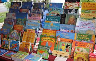 Barefoot Books-LadyD: Book Shelves