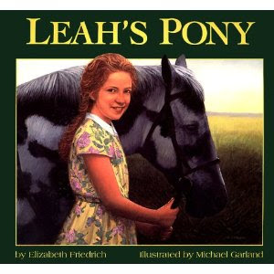 Leah's Pony Cover art